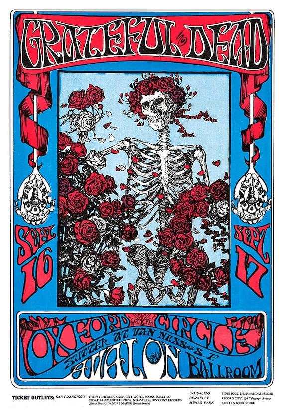 Lot Detail - 1966-FD-26-OP-1-Avalon Ballroom-Grateful Dead