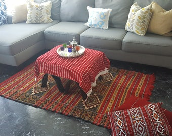 Moroccan Berber Table Cover