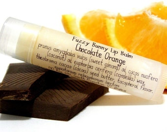 Chocolate Orange Lip Balm