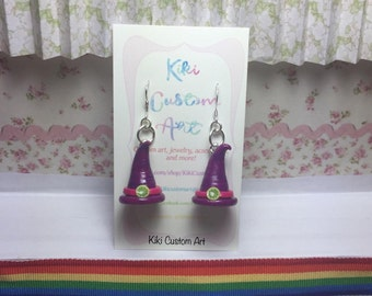 Custom *Mini* Fruity Cutie Witch Earrings