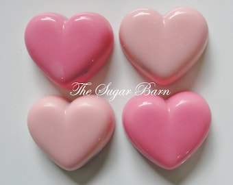 HEART CHOCOLATE Covered Double Stuf Oreo® COOKIES*10 Ct*Valentines Day Gift*Boyfriend Gift*Girlfriend Gift*Party Favor*Bridal Shower*Wedding