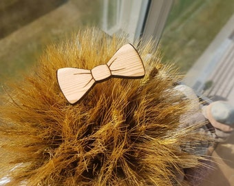 Wood Bow tie Accessory for Men