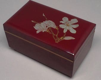 Musical jewelry box Etsy