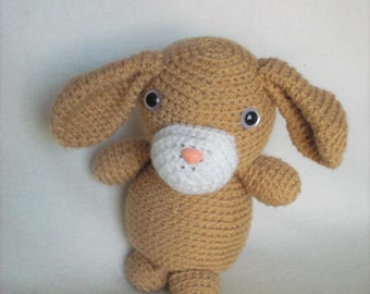 Crochet Softie Fleurtje Bunny