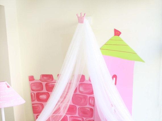 Prinzessin Betthimmel /Bed Baldachin Für Mädchen/Bett Zelt