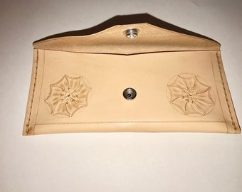 Hand Crafted Leather Notion Bag