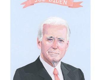 """8x10"""" print - Joe Biden"""