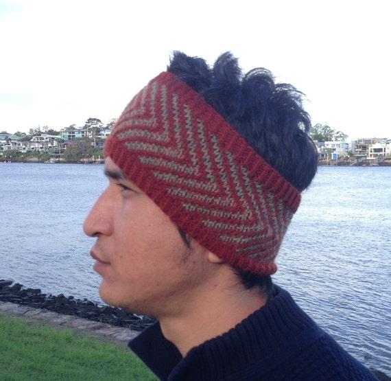 Knitting Pattern Knit Headband Pattern Knit Earwarmer Pattern