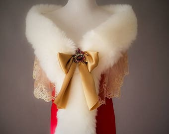 Great Gatsby dress, 1920s, 20s Fashion, 20s dress, Retro, Fur neckpiece. Private listing.