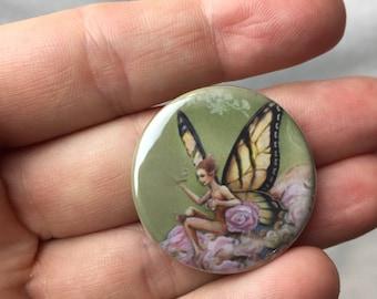 Button.....Butterfly Tea