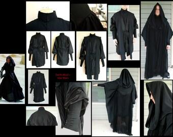 Custom Darth Maul Costume