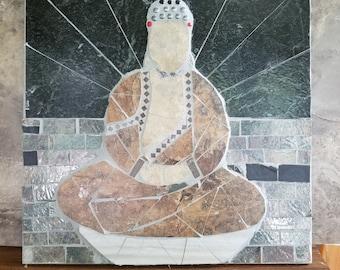 art, mosaic