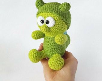 Amigurumi Caterpillar : Crochet caterpillar etsy