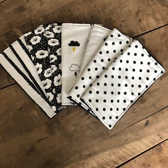 Paper towel Black & white