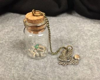 Tiny Keepsake Jar: Lucky Bunny  - Trinkets - Easter Bunny