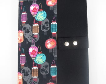 Interchangeable knitting needle case