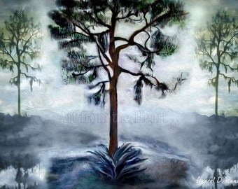 The Glory of Trees - art for tree lovers