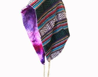 Handmade Festival Hood