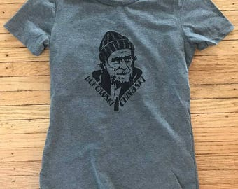 Charles Bukowski Shirt Women's T-Shirt