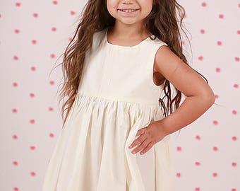 Versatile Little Off White Dress