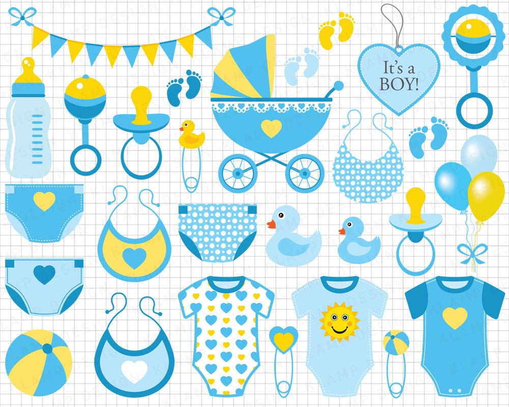Clothesline clipart  Etsy