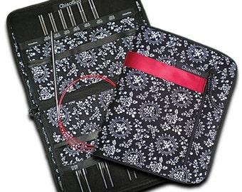 ChiaoGoo Twist Red Lace Interchangeable Needle Set - Large Or Small, #7500