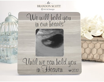 Miscarriage Frame, Personalized Memorial Frame, Infant Loss Gift, In Remembrance Frame, Pregnancy loss gift, Miscarriage sympathy