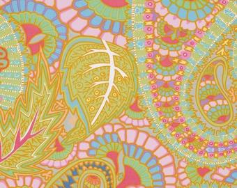 Kaffe Fassett - Belle Epoch Grey - 1/2 yard cotton quilt fabric 516