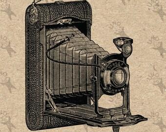 Image Camera Photo Instant Download picture Digital printable vintage clipart  graphic  stickers, scrapbooking, burlap, kraft etc HQ 300dpi