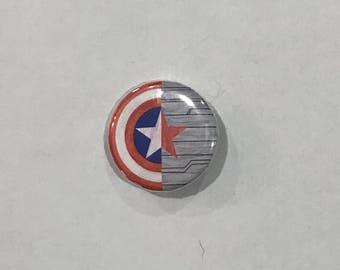 Stucky Pinback Button