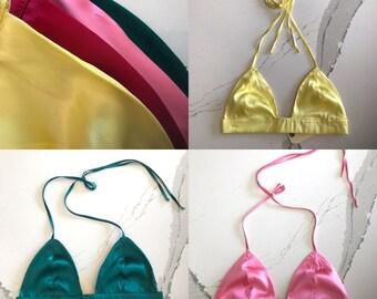 Silk Bralette