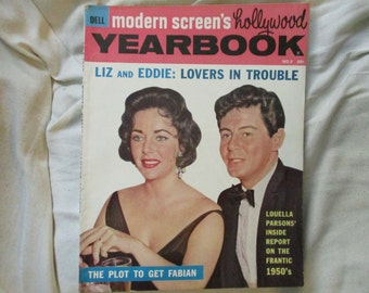 Modern Screen,s Hollywood Yearbook  1959