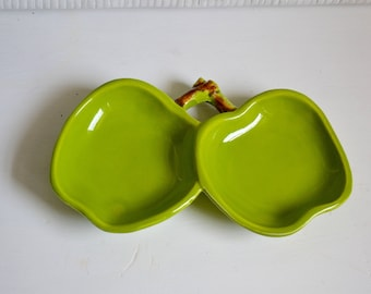 Green Apple Trinket Tray