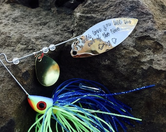 Father's Day gift from daughter | Father's Day Fishing | Anniversary Gifts for boyfriend | Grandpa Fishing | i will love you till the end of