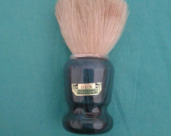 Vintage DUX Shaving Brush Made in Germany New Old Stock