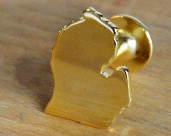 Michigan cufflinks - choose your material - groomsman gift!