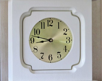 White Clock One