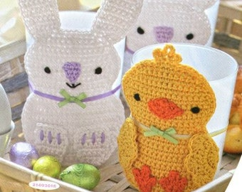 Rabbit and Chick Decoration