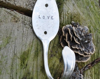 Personalized Table Spoon Hook