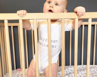 Daydream Believer Baby Grow