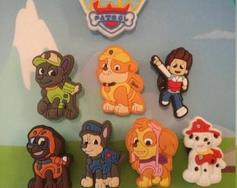 Paw Patrol Mini Magnets**Fun Gift Idea**