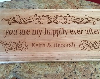 Wedding Plaque