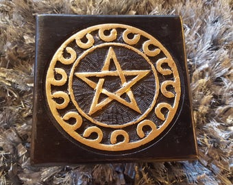 Wiccan Pentagram Altar - Free Shipping in US
