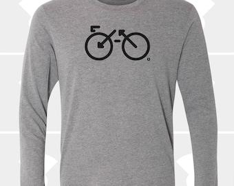 Bike - Unisex Long Sleeve Shirt