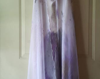 Hand Painted Corpse Bride Costume Size 8 OOAK