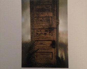 Door Photography Print