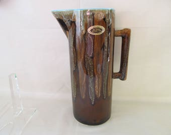 Dryden Arkansas Art Pottery Pitcher