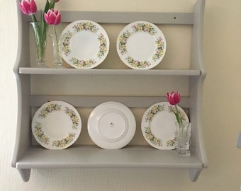 5 Colclough Dessert Plates in the Hedgerow Pattern 8""