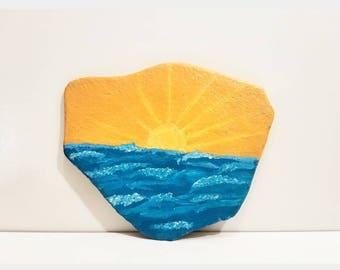 Seascape Rock Art