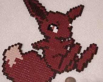 Pixel art Mew Eevee